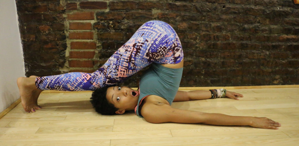 How to Stop Queefing in Yoga Class | Yoga With Allaya